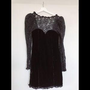 fame and partners, the ramona dress